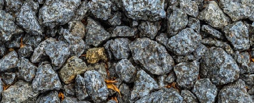 アクアリウム用の石の写真