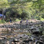 「鎌倉峡」神戸の秘境で川遊びと魚捕り!